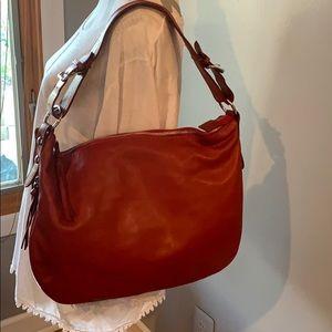 Sundance Catalog Periphery Leather Bag